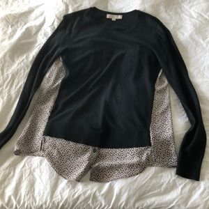 Loft Sweater SZ S